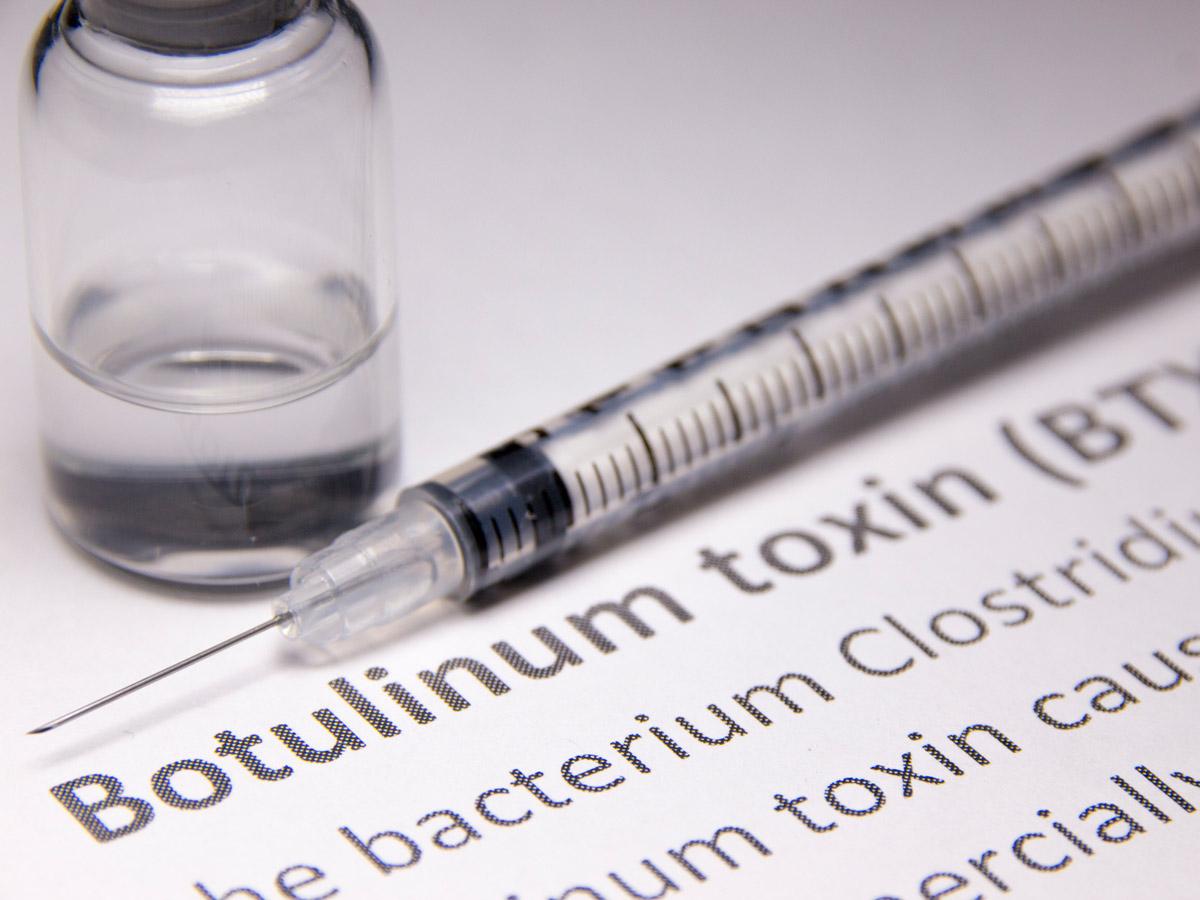 Botulinumtoxin Typ A Dr. von rohr