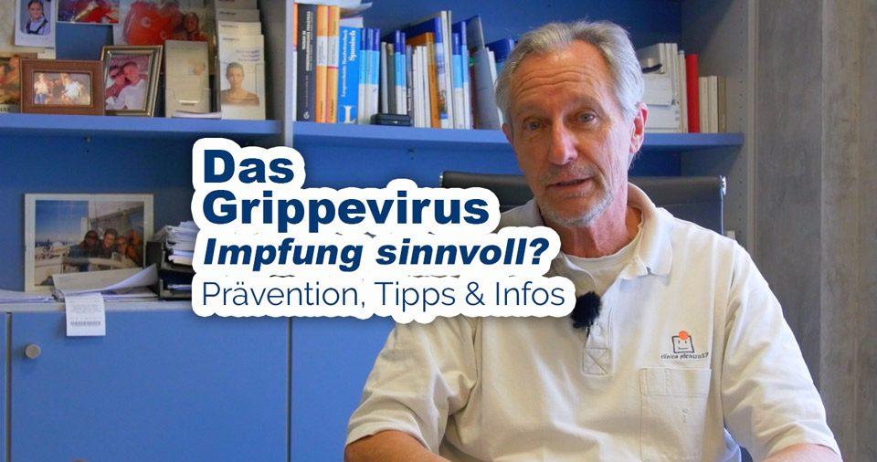Das Grippevirus Impfung sinnvoll? Prävention, Tipps & Infos