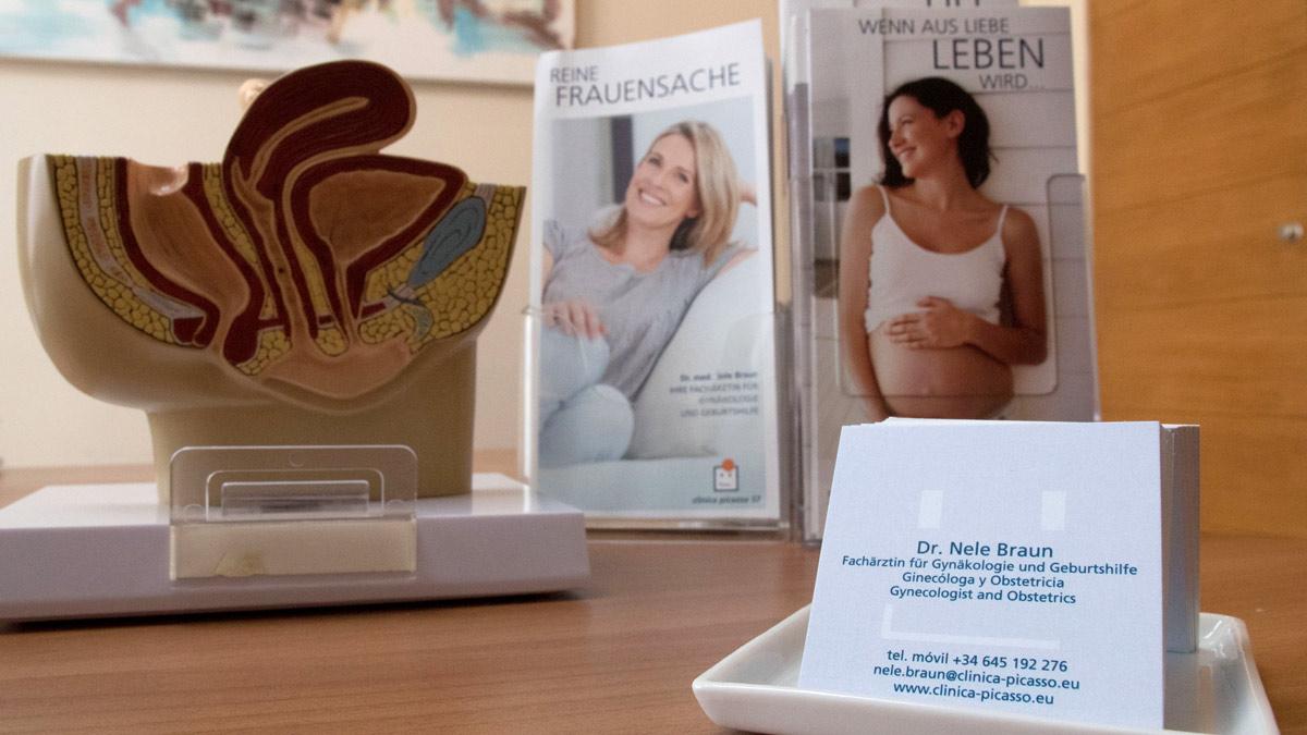 Krebsvorsorge bei Frauen in der Clinica Picasso