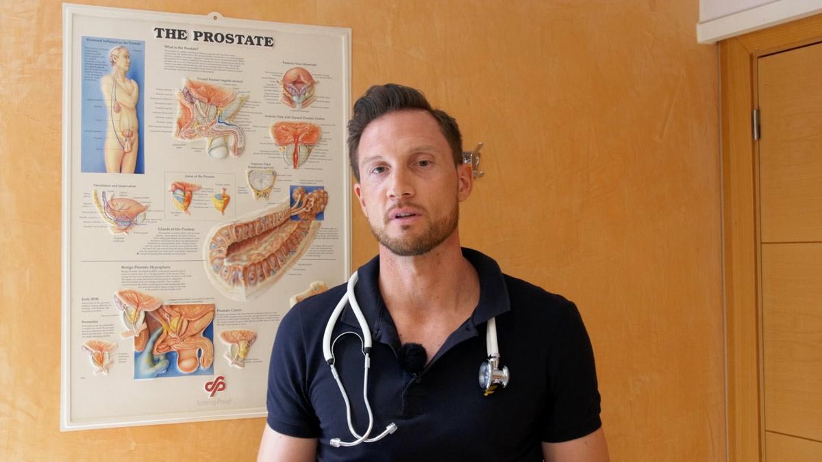 Prostata-Krebs-Vorsorge-Hodenkrebs-Checkup